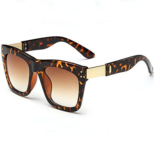 Z-P New Style Fashion Women's Wayfarer Dazzle Colour Film UV400 Sunglasses - Glasses Prescriptions Order Mail