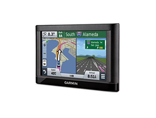 Garmin nuvi 56LM 5-Inch GPS Navigation System with Lifetime Maps (Manufacturer Refurbished) (Discontinued by Manfacturer)