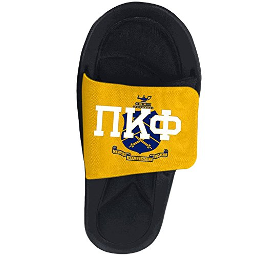 Express Design Group PI Kappa Phi PI Phi Slide On Sandals Multicolored EItxCkn