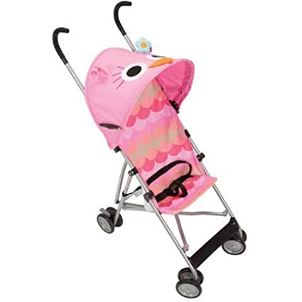 Character Umbrella Stroller, Choose Your Character / Pink Owl Cosco Inc