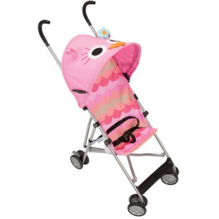 Character Umbrella Stroller, Choose Your Character / Pink Owl