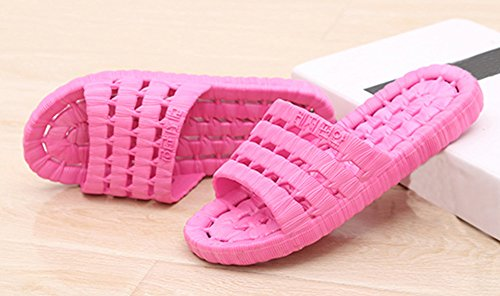 Womens Womens Comfy Slippers Slippers Aisun Comfy Antiskid Antiskid Red Aisun Rose tw4qqfSX