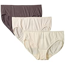 Hanes Women's Smooth Stretch Hipster Panty (Pack of 3)