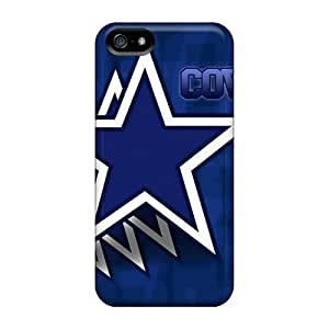 Defender Case For Iphone 5/5s, Dallas Cowboys Pattern
