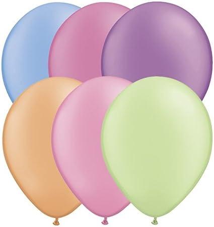 "Packs of 10 50 or 100 Qualatex Neon Magenta 11/"" Latex Balloons 25"