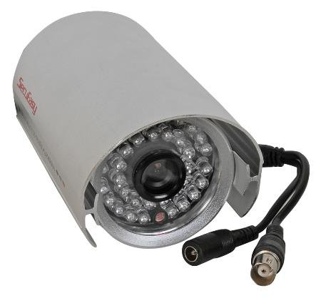 Defender Security Waterproof Color Day/Night Camera With IR Leds 3.6mm Fixed Lens 420TVL