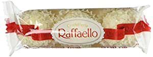 Ferrero Raffaello Almond Coconut Candy 36 count