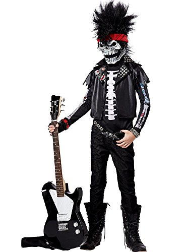 Music Costumes For Kids (California Costumes Dead Man Rockin Child Costume, Medium)