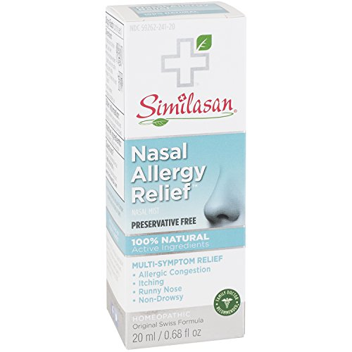 Similasan Nasal Allergy Relief 0.68 - Spray Nose Allergy