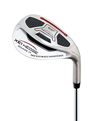New XE1 65 Degree Ultimate Sand Wedge Golf Club RH - Right Hand by XE1