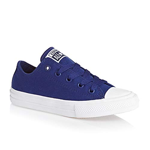 Converse Little Boys Kids Ctas Ii Trainers Blue Size 31 (12.5 To 13) ()