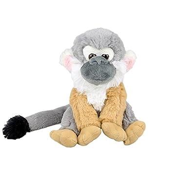 Amazon Com Elka Australia Squirrel Monkey Soft Plush Toy 8 19cm Baby