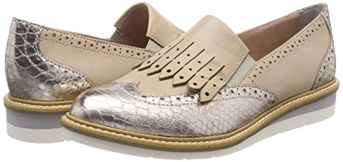Women''s Tamaris Loafers Beige 24305 shell Comb CqqBd