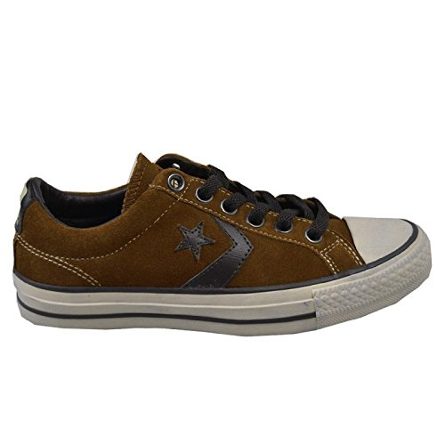 SCARPE CONVERSE STAR PLAYER EV OX SUEDE MARRONI A/I 2015 135211C
