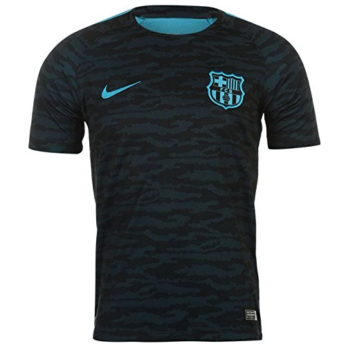 light blue barcelona jersey - 1