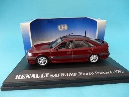Renault Safrane Biturbo Baccara 1993 Amarant 1:43 Model 5091: Amazon.es: Juguetes y juegos