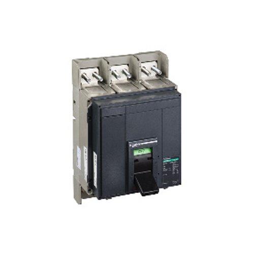 Schneider Electric 33487ns800na Schalter–seccionador Kompakte, geformte Box, feste Installation, NA Code Power zu schalten, 3p Pole, 800Amps