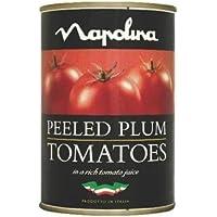 Napolina Tomate Ciruela 12x400g