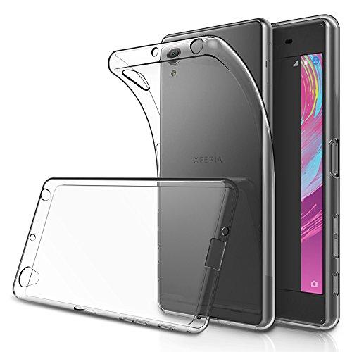 【2枚セット】Sony Xperia X Performance ケース, Simpeak TPUクリア透明保護カバー Sony 502SO/SOV33 /SO-04H