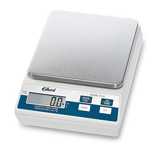 Edlund Scale Digital Portion 160 oz x .1 oz  - E-160 OP