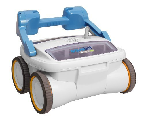 Aquabot ABREEZ4WD Breeze 4WD Robotic Pool Cleaner for In Ground Pools up to 60-Feet by Aquabot