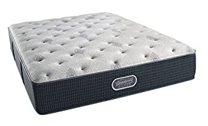 Amazon Com Beautyrest Silver Plush 800 Queen Innerspring