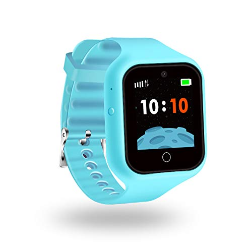 (Kariwell 1.3'' Kids Positioning Watch - Real Time Location/Two Way Talking/Pedometer/Calorie/Distance Calculation/Anti-Lost/SOS/GPS Kari-194)