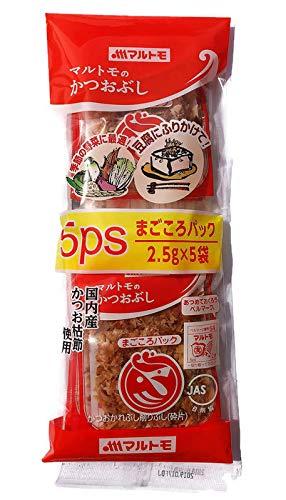 Nishimoto Dried Shaved Bonito Flakes (5 Pack) 0.44oz