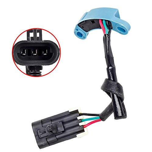 AUTEX Crankshaft Position Sensor 12567649 PC82 compatible with Buick Century & Skylark/Chevrolet Impala & Lumina & Monte Carlo/Pontiac Grand Am & Grand Prix & Trans Sport ()