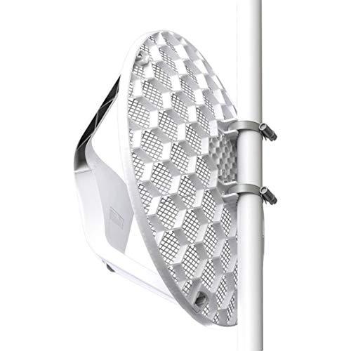 2.4 GHz Bianco Antenna Dual Chain con 18 dBi
