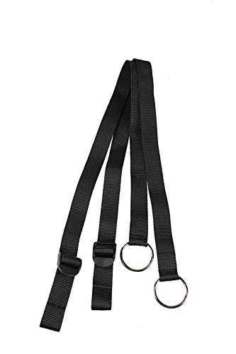 Wrist Cuffs Restraints (Hand & Wrist Braces Door Restraint System Adjustable Nylon Wrist Cuffs)