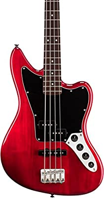 Squier Vintage Modified Jaguar Special Short Scale Bass, Black