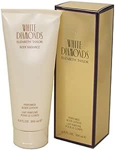 Elizabeth Taylor White Diamonds Body Lotion 6.8 Oz/ 200 Ml, 313 g