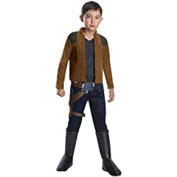 Rubie's Unisex-Children Solo: a Star Wars Story Han Deluxe Child's Costume
