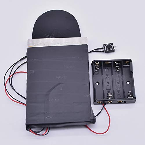 Enjoyer Electronic Card Switcher Ghost Hand Magic Tricks Appearing Exchange Card Magic Device Stage Illusions