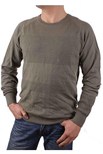 Sudaderas para hombres Timberland Jones Brook texture (Medium, Oliva)