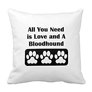 All You Need Is Love And A Balinese Cat Throw Pillow Case 18*18