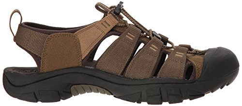 Pictures of KEEN Men's Newport Hydro-M Sandal Steel Grey/Paloma 3
