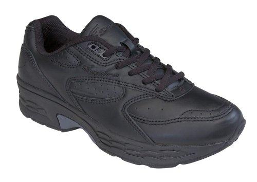 Spira Men's Classic Leather, Black, 11 D - Medium (Spiral Episodes)