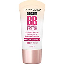 Maybelline Dream Fresh BB Cream, 8-in-1 Skin Perfecting Beauty Balm (SPF 30)
