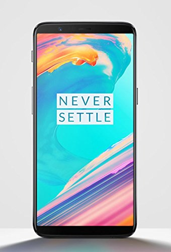 OnePlus 5T A5010 - 6GB RAM + 64GB - 6.01 inch - USA Version (Midnight...