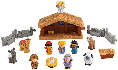 Premium Pack Little People A Christmas Story