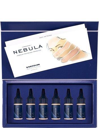 Kryolan Cake - Kryolan Nebula series Airbrush make up set 9820 (Complexion 2)