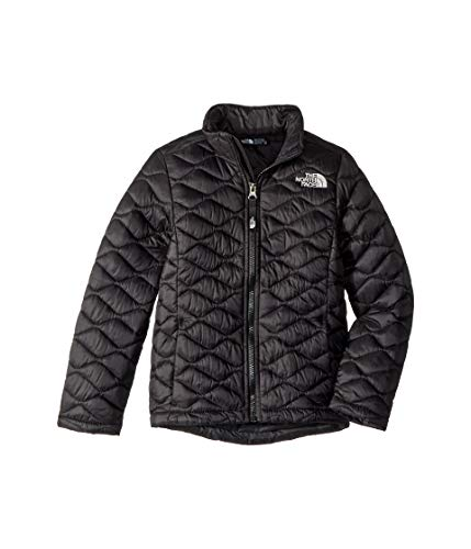 - The North Face Girl's Thermoball Full Zip - TNF Black - L
