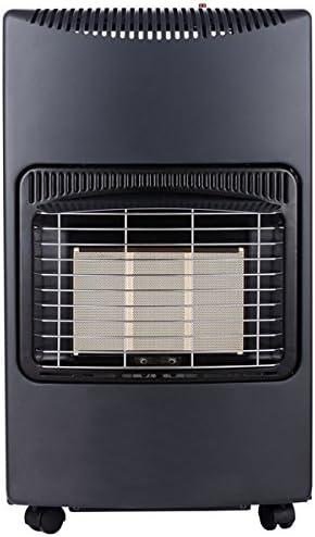 Igenix IG9420BL Portable Freestanding Gas Heater