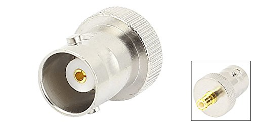 uxcell/® MCX Male to BNC Female Coax RF Connector for DS0201//DSO201//DSO//DS203