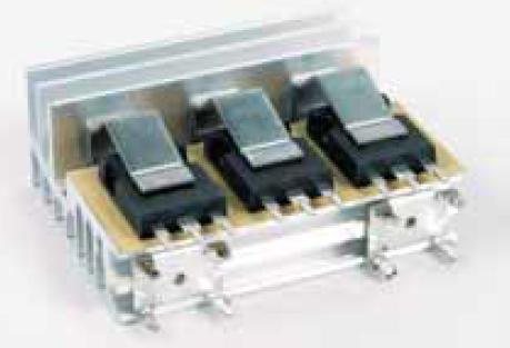 Thermal Interface Products SIL-PAD K-10 .006'' .750x.500x.187x.125 (1000 pieces) by