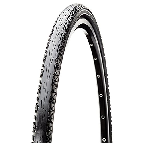 Cheng Shin C1096 Semi-Slick XC Bicycle Tire (Wire Bead, 26