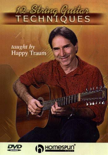 DVD-12-String Guitar Techniques by Homespun Tapes