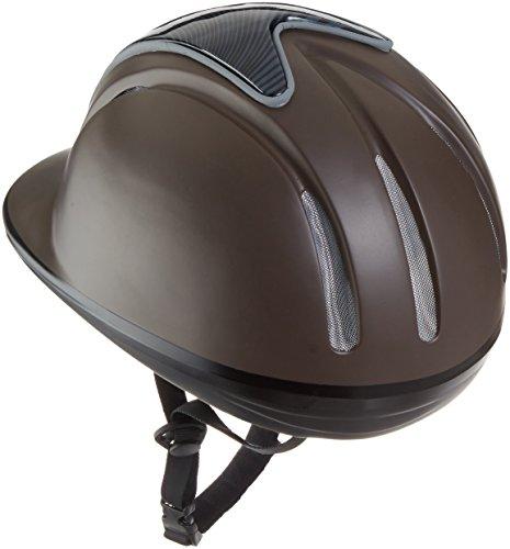 Pfiff Marron 48 Ï30014ï noir Casque D'équitation rqFrz